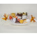 Geschenkkorb-mit-2-Honigen,-Seife,-Lindesa,-Kerze,-Honigbären