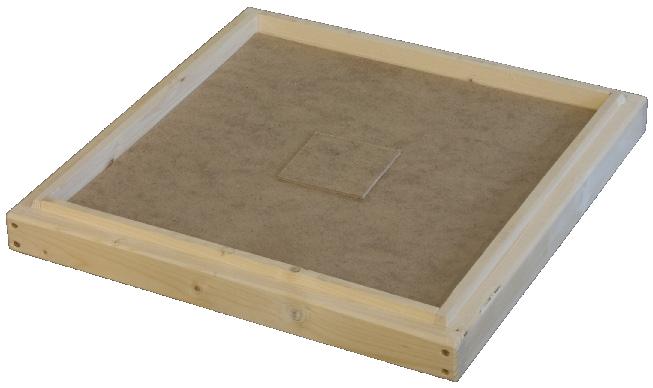 0.0521 Rahmen für Bienenflucht Segeberger Image