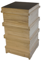 0.0600 Segeberger Holzbeute Set Image