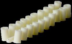 1.0915 Abstandröllchen Mit Nägeln, Kunststoff 100 st. Image