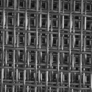 0.1135 Stahl Drahtgewebe verzinkt Maschenweite 2,8 mm Rolle 1 x 1 m Image